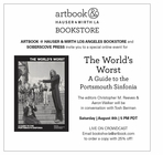 Artbook @ Hauser & Wirth Los Angeles Bookstore presents a virtual launch event for 'The World's Worst: A Guide to the Portsmouth Sinfonia'