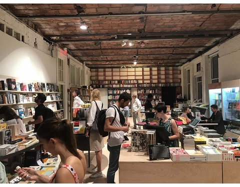 Artbook @ MoMA PS1 debuts new 2,000 square foot space at 2017 NYABF