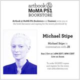 Artbook @ MoMA PS1 and Damiani Books present Michael Stipe and JR in conversation for the virtual launch of 'Michael Stipe'