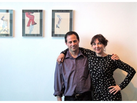 """ARTBOOK @ Paper Chase hosts """"ANDREW UCHIN 