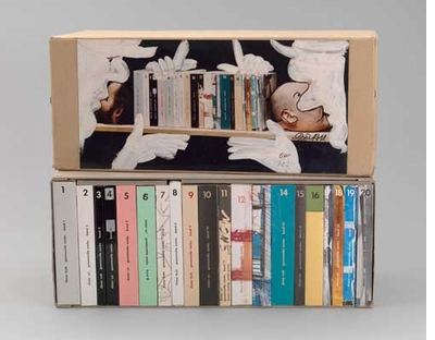 ARTBOOK Pops Up at Armory & Independent Art Fairs