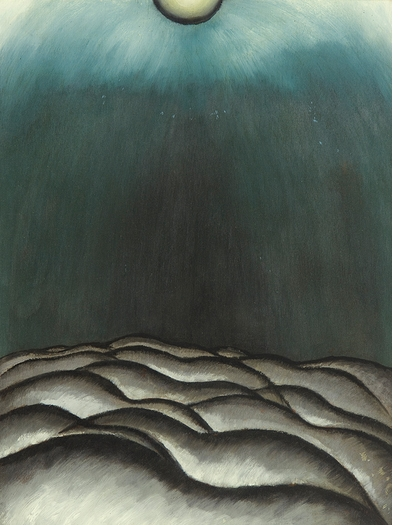 Arthur Dove: the only American painter who is of the earth