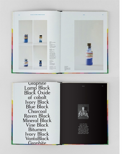 Atelier Editions' vibrant 'An Atlas of Rare & Familiar Colour' is a Staff Pick Holiday Gift Book 2019