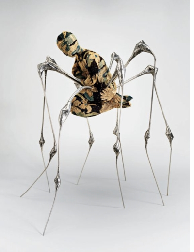 Back in Stock! 'Louise Bourgeois: The Spider and the Tapestries' is a staff pick for Women's History Month
