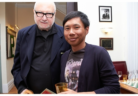 Badlands Unlimited Launches 'Marcel Duchamp: The Afternoon Interviews' at Marshall Chess Club, NY