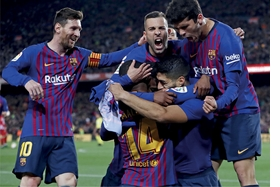 Featured image is reproduced from 'FC Barcelona.'