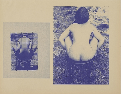 Barbara Kasten: The Diazotypes - Launch at the Graham Foundation