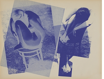 Barbara Kasten: The Diazotypes: The Body's Relationship to Defined Forms