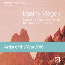 Basim Magdy: Would a Firefly Fear the Fire that Burns in Its Heart?