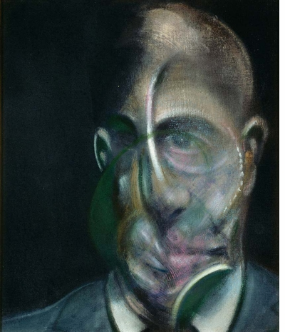 Blurring and deformation in 'Bacon / Giacometti'