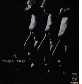 """Featured image is of the Tamba Trio's 1964 album, <i>Tempo</i>, from <a href=""""9780955481741.html"""">Bossa Nova : The Rise of Brazilian Music in the 60s</a>, published by Soul Jazz Records."""