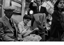 Brian Young: The Train NYC 1984