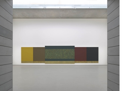 Brice Marden at Glenstone