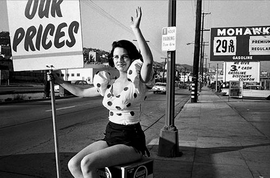 Featured image is reproduced from <I>Bruce Davidson: Los Angeles 1964</I>.