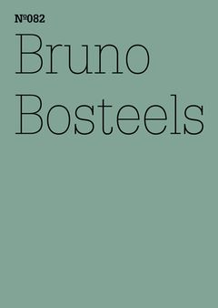 Bruno Bosteels: Some Highly Speculative Remarks on Art and Ideology