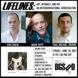 Bureau of General Services—Queer Division presents 'LIFELINES: Art, Intimacy and HIV—an Intergenerational Conversation'
