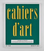 Cahiers d'Art: Calder in France
