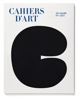 Cahiers d'Art: Ellsworth Kelly