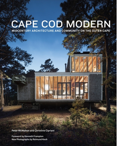 Cape Cod Modern Co-Author Previews Book at Design Within Reach, Boston