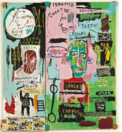 Carlo McCormick on 'Writing the Future: Basquiat and the Hip-Hop Generation'