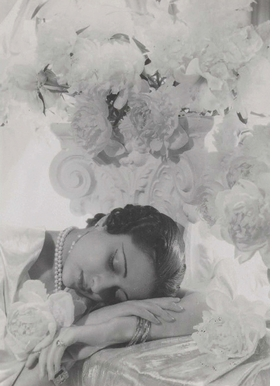 Featured image is reproduced from 'Cecil Beaton's Cocktail Book.'