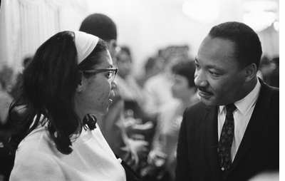 Celebrate Martin Luther King with 'Builder Levy: Humanity in the Streets'