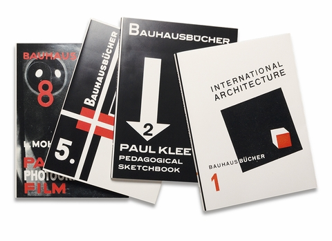 Celebrate Lars Müller's new Bauhaus facsimile publications at the Schindler House, West Hollywood