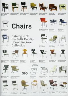 Chairs: Catalogue of the Delft Faculty of Architecture Collection