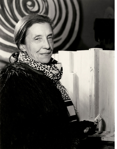Celebrate Women's History Month with 'Louise Bourgeois: Spiral