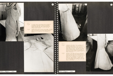'Charles James: The Couture Secrets of Shape' talk and signing at FIT