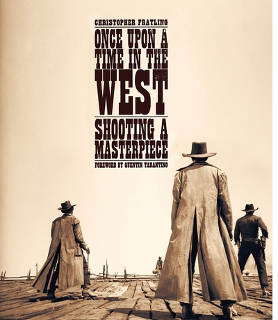 Check out this book trailer for 'Once Upon a Time in the West: Shooting a Masterpiece!'