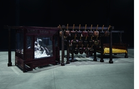 Featured image is reproduced from 'Chen Zhen: Short-Circuits'.