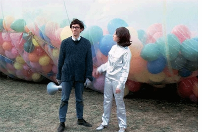 Christo and Jeanne-Claude: In/Out Studio