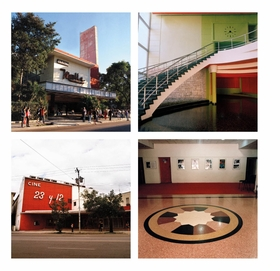 Featured images are reproduced from 'Cines de Cuba.'