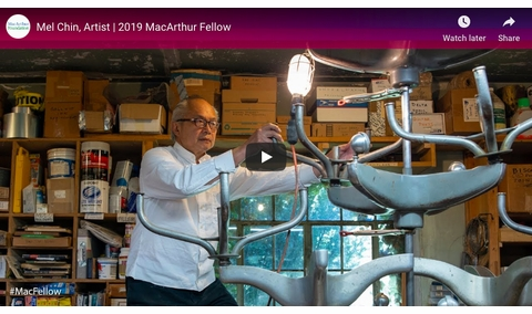 Congratulations Mel Chin, Cameron Rowland and Mary Halvorson, 2019 MacArthur Fellows