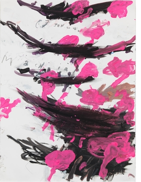 Featured image is reproduced from 'Cy Twombly: Making Past Present.'