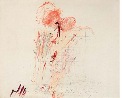 'Cy Twombly: Making Past Present' is NEW from MFA Boston