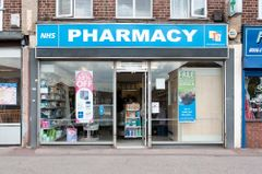 Damien Hirst: Pharmacy London