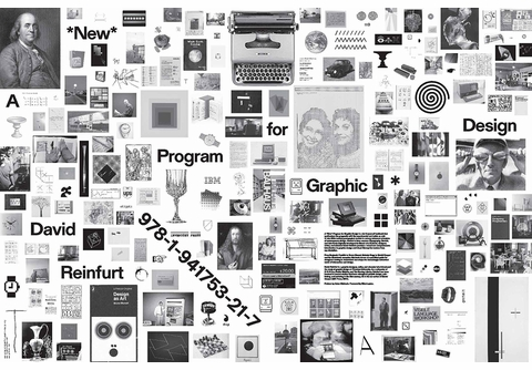 David Reinfurt presents 'A *New* Program for Graphic Design' at the NYABF