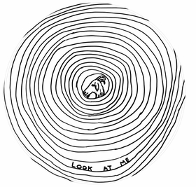 Featured image is reproduced from 'David Shrigley: Goat Music.'