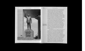 Featured spread is reproduced from 'Decoding Dictatorial Statues.'