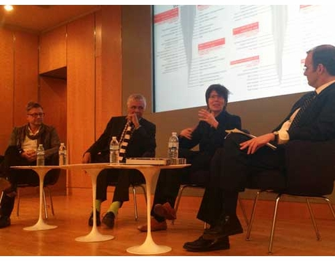 Diller, Scofidio + Renfro Discuss 'Lincoln Center Inside Out' at the NYPL