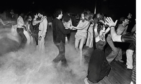Featured image is reproduced from 'Disco: The Bill Bernstein Photographs.'