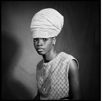 Dive Deeper into Black History with Recently Discovered African Studio Photographer Sory Sanlé