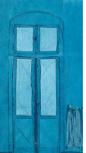 Featured image is reproduced from 'Do Ho Suh: Works on Paper at STPI'.