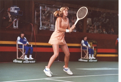 Does anything look as great as 70s Women's Tennis?