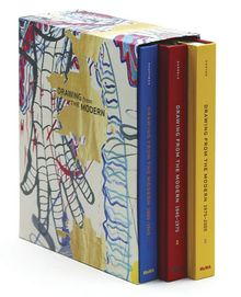 Drawing from The Modern: 3 Volume Set
