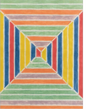 Featured image, by Frank Stella, is reproduced from 'Drawing Then.'
