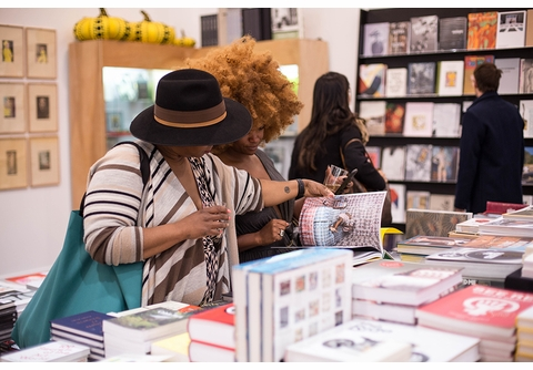 Drown yourself in art books at Frieze New York, 2018!