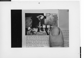 Featured image is reproduced from 'Duane Michals: Things Are Queer.'